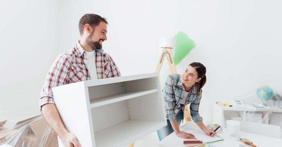 Qual o melhor crédito pessoal para renovar a casa?