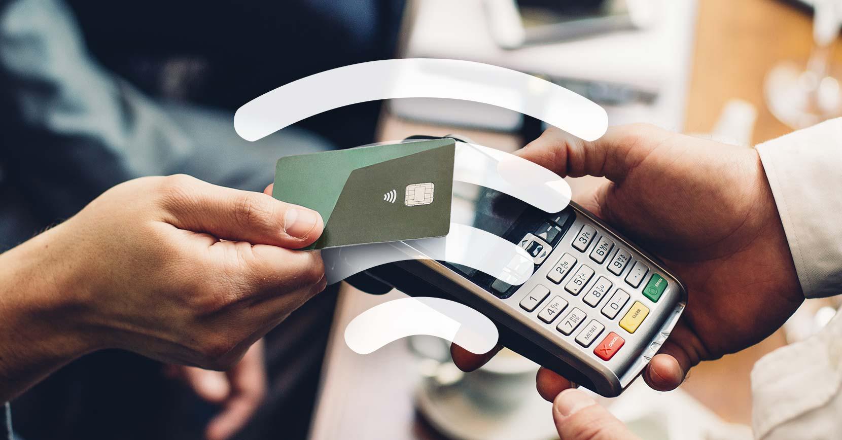 cartão contacless