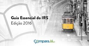 EBOOK | Guia Essencial do IRS – Edição 2016