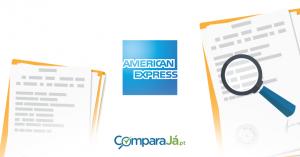 Ao detalhe: programa de fidelização da American Express