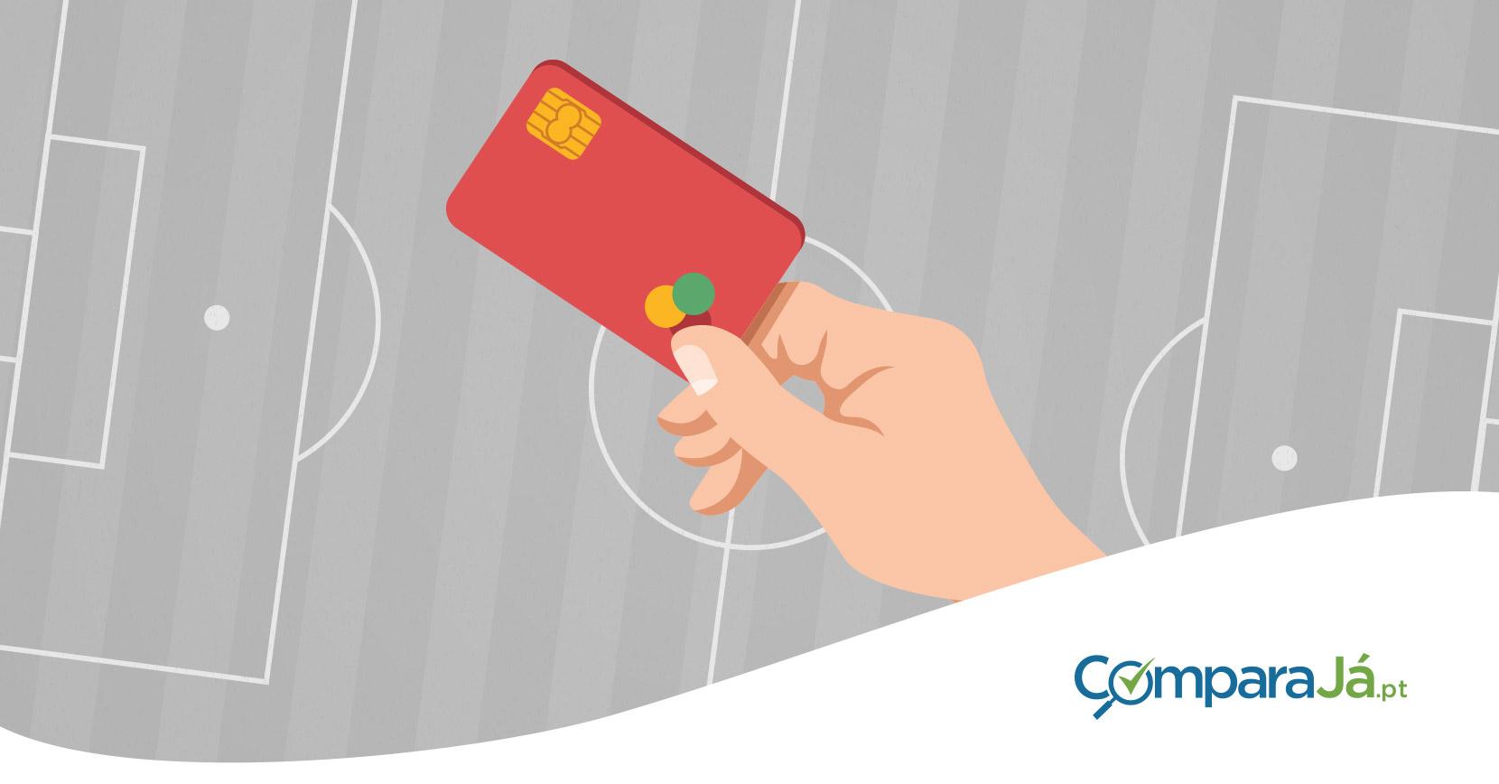 E se os Jogadores da Seleção Nacional Fossem Cartões de Crédito?