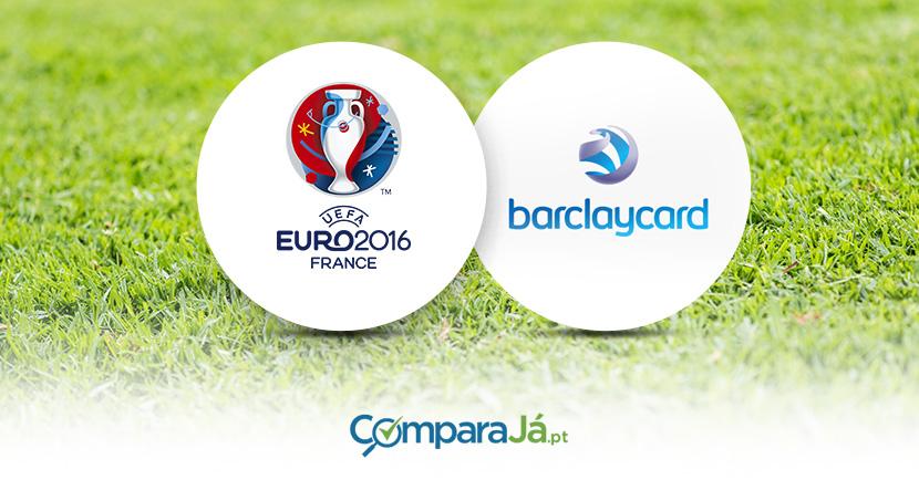 Vá ao UEFA EURO 2016 com o Barclaycard