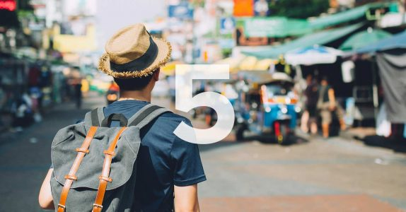 5 Razões para fazer um seguro de viagem