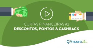 VÍDEO | Curtas financeiras #2: vantagens dos cartões de crédito com descontos, pontos e cashback