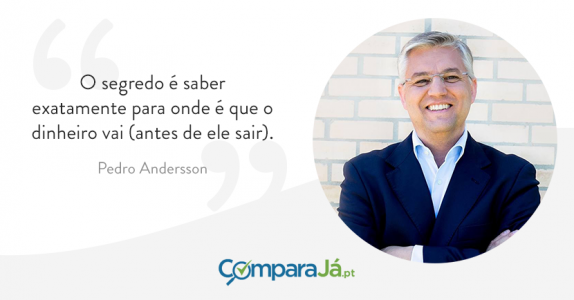 """""""Finanças Sem Stress"""" com… Pedro Andersson"""