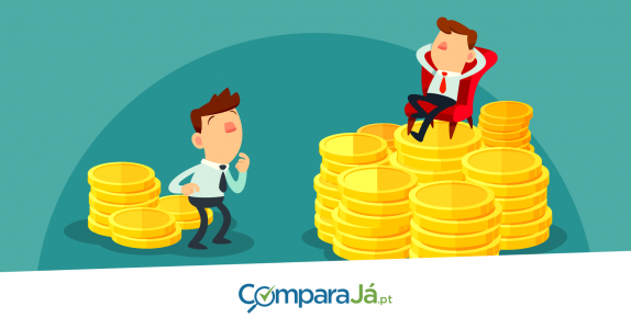 Conheça as diferenças entre contas a prazo e poupança