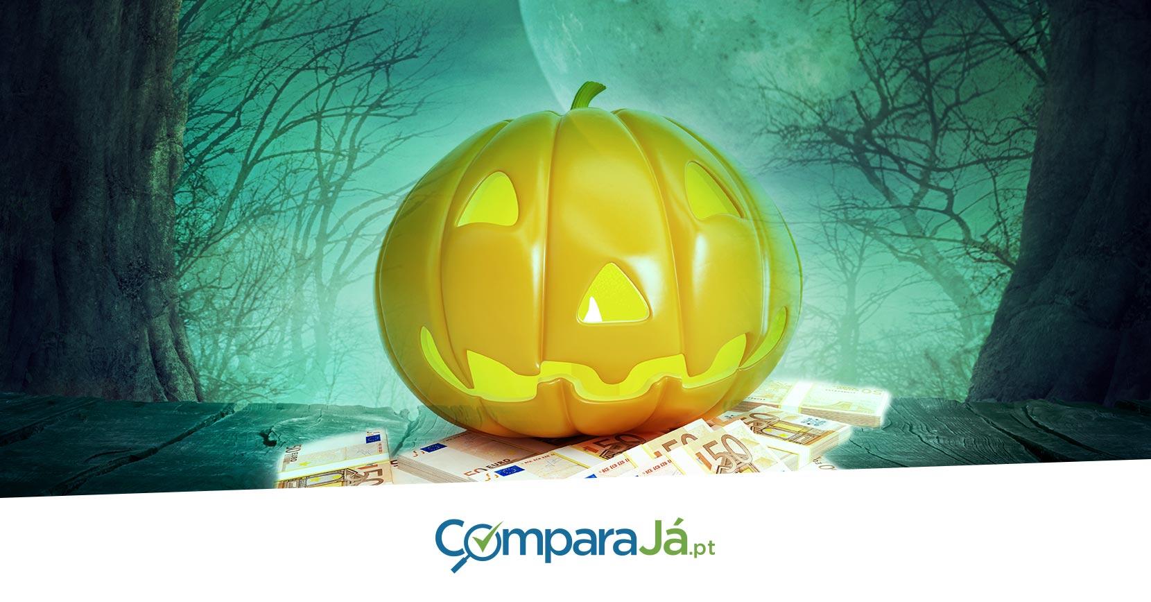 """Halloween: Limpe os """"Monstros"""" das suas Finanças Pessoais"""
