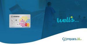 Cartão Continente: a oferta do plano de saúde da Well's