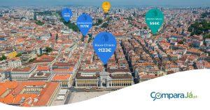 Casas baratas em Lisboa: quanto terá de pagar por mês ao banco?