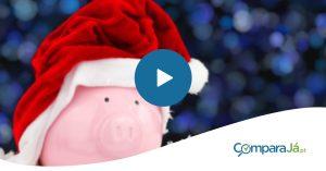 VÍDEO | Natal: dicas de poupança de última hora