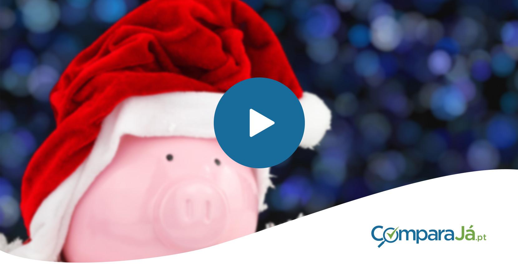 Vídeo de Natal: Dicas de Poupança de Última Hora