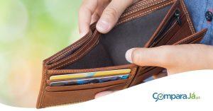 Perdi a carteira… Como salvo o cartão de crédito?