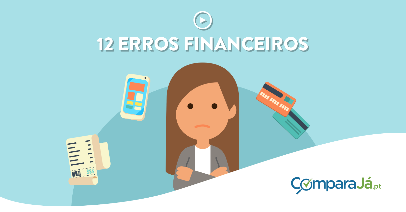 12 Meses, 12 Erros Financeiros