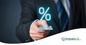 Custo do dinheiro: taxas de juro caem para metade em quatro anos