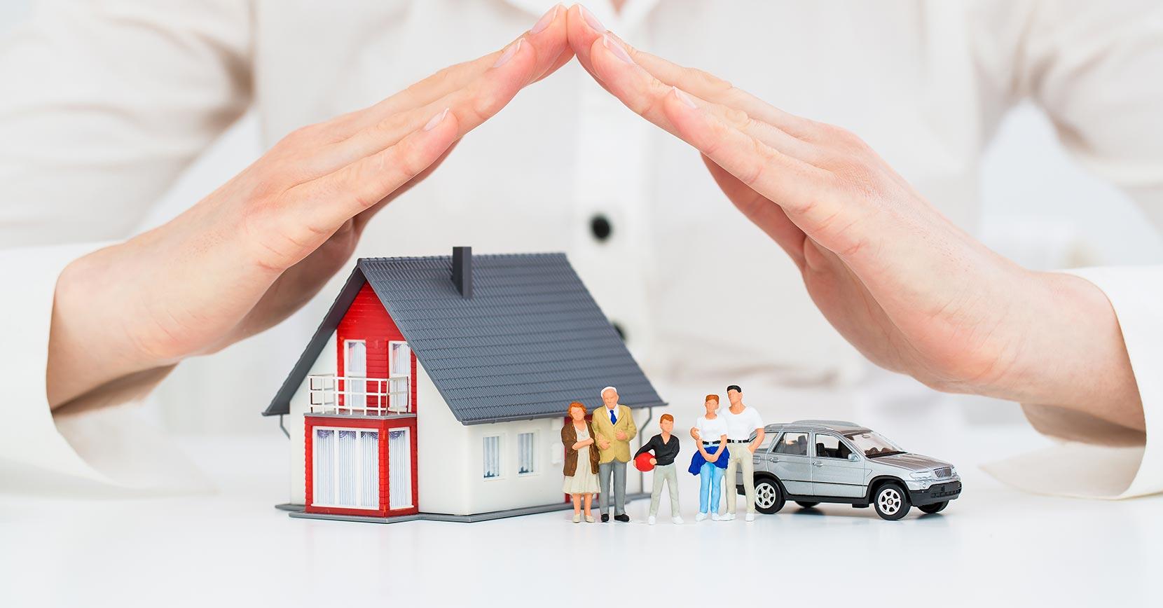 proteger a casa