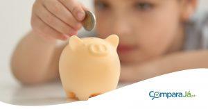 Soluções de poupança para crianças: quais dão maior rendibilidade?