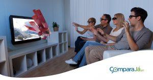 Ver filmes em 3D sem sair de casa: como está o mercado em Portugal?