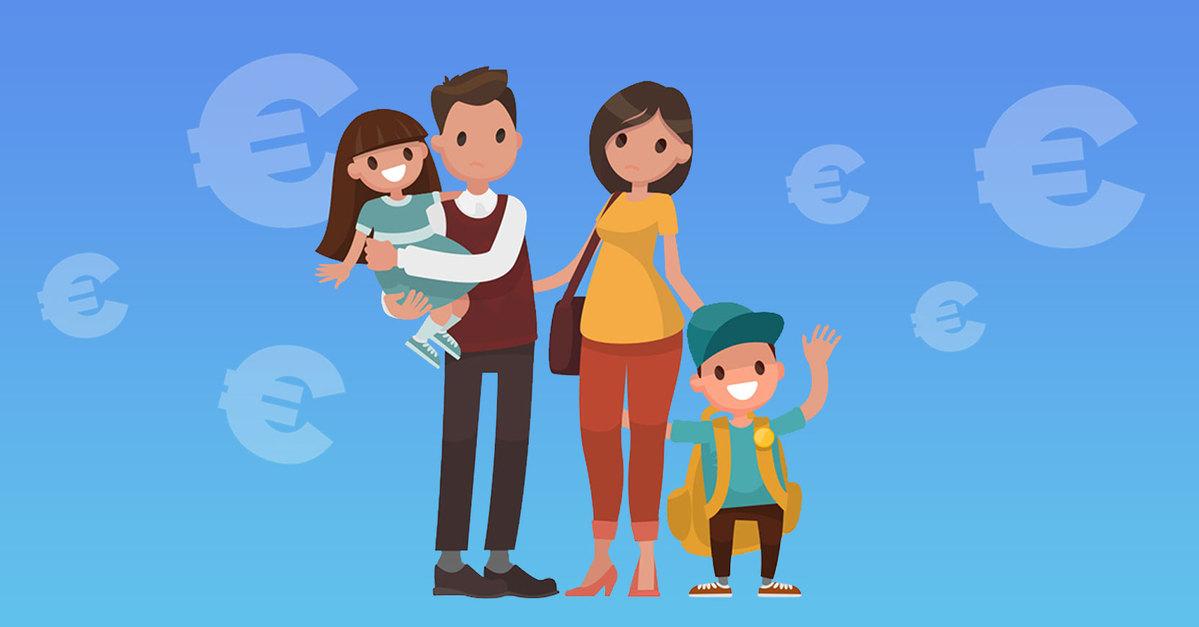 finanças para crianças