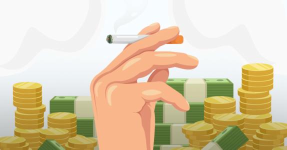 Infográfico | Quanto vai poupar se deixar de fumar?