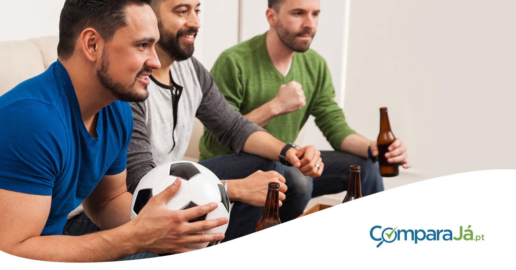 canais para ver futebol