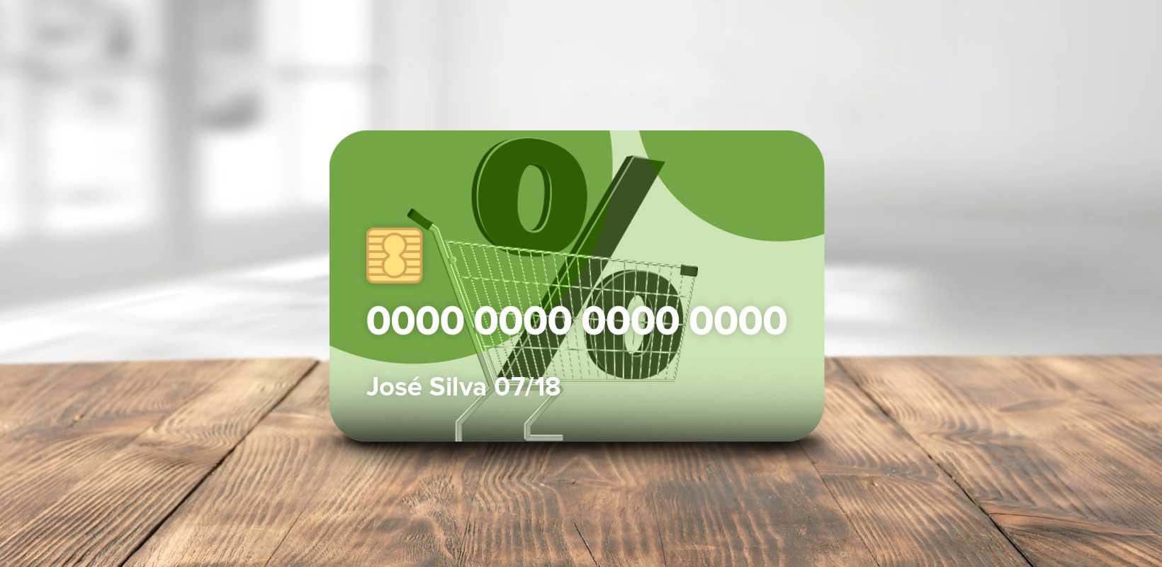Cartão de Crédito com Descontos