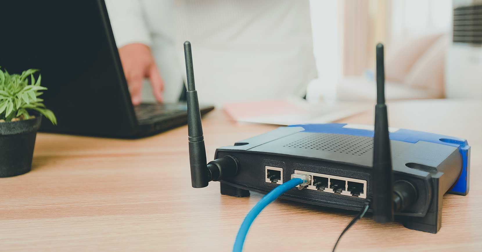 melhorar sinal wifi