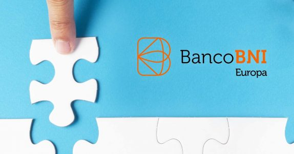 Ao detalhe: Crédito Puzzle do Banco BNI Europa