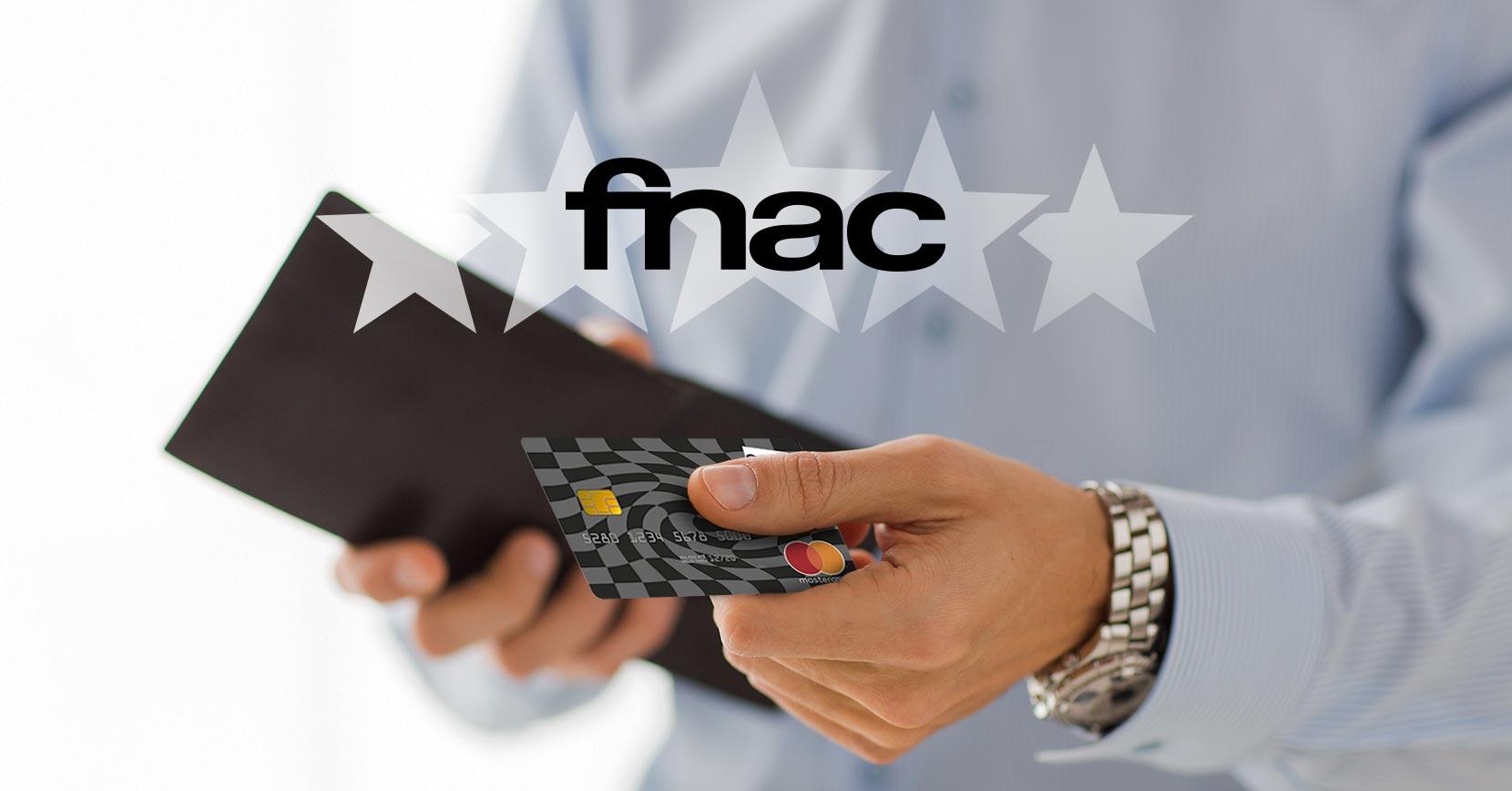 Cartão FNAC