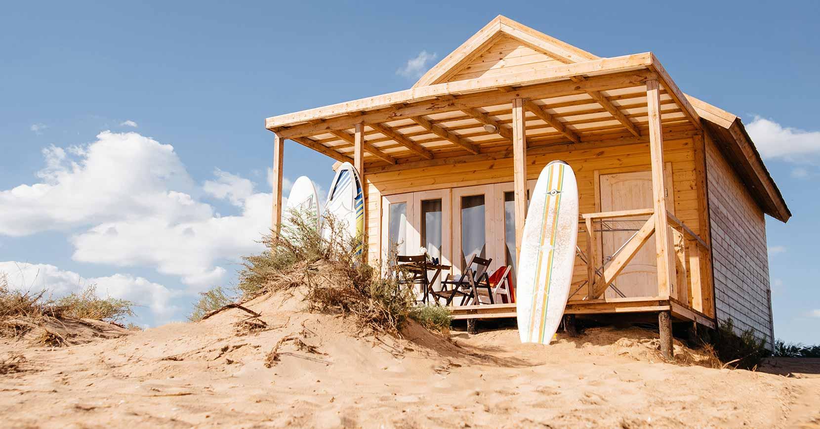 Comprar casa de férias
