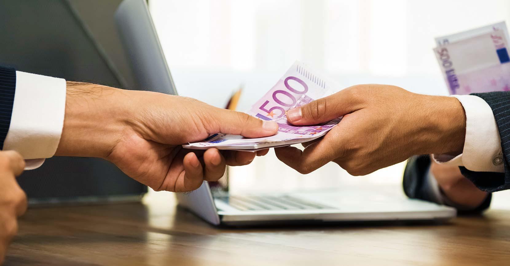Empréstimos particulares