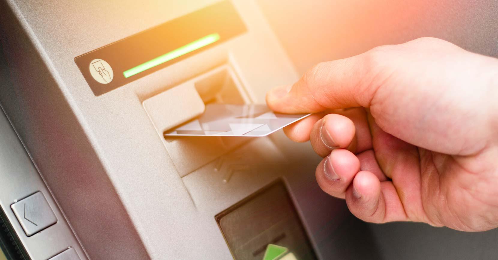 Cancelar transferência bancária