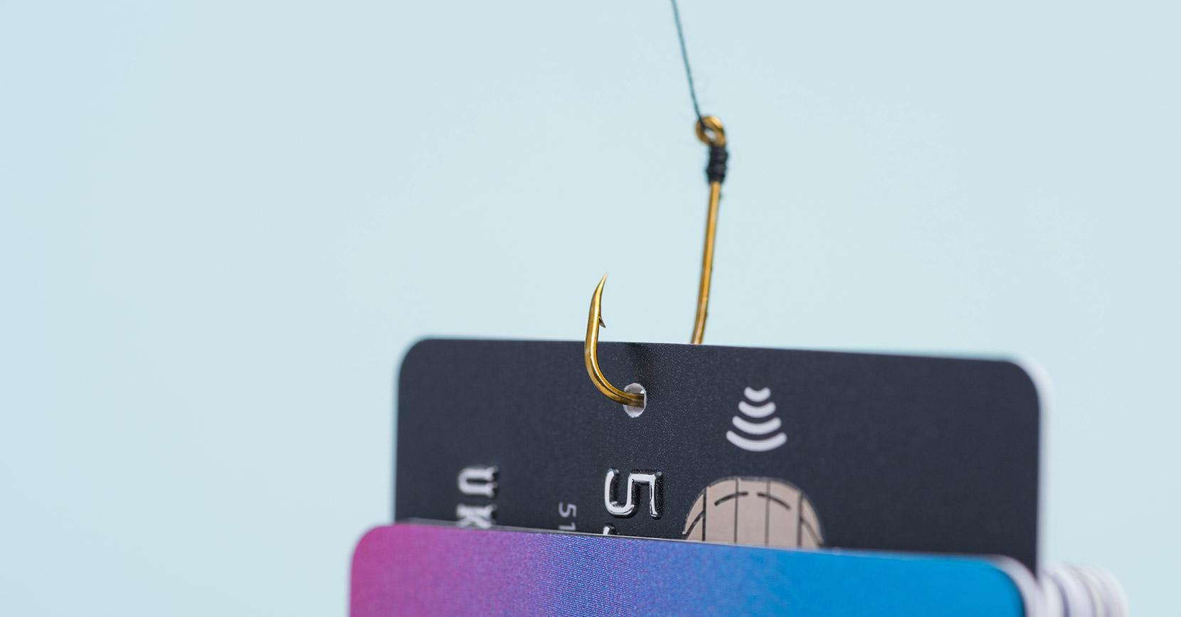 cartão de crédito roubado