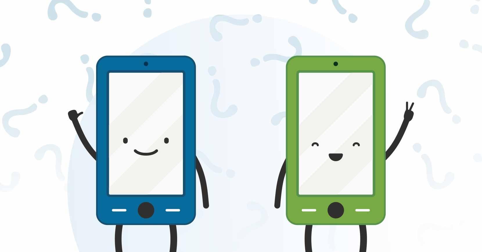 escolher um smartphone