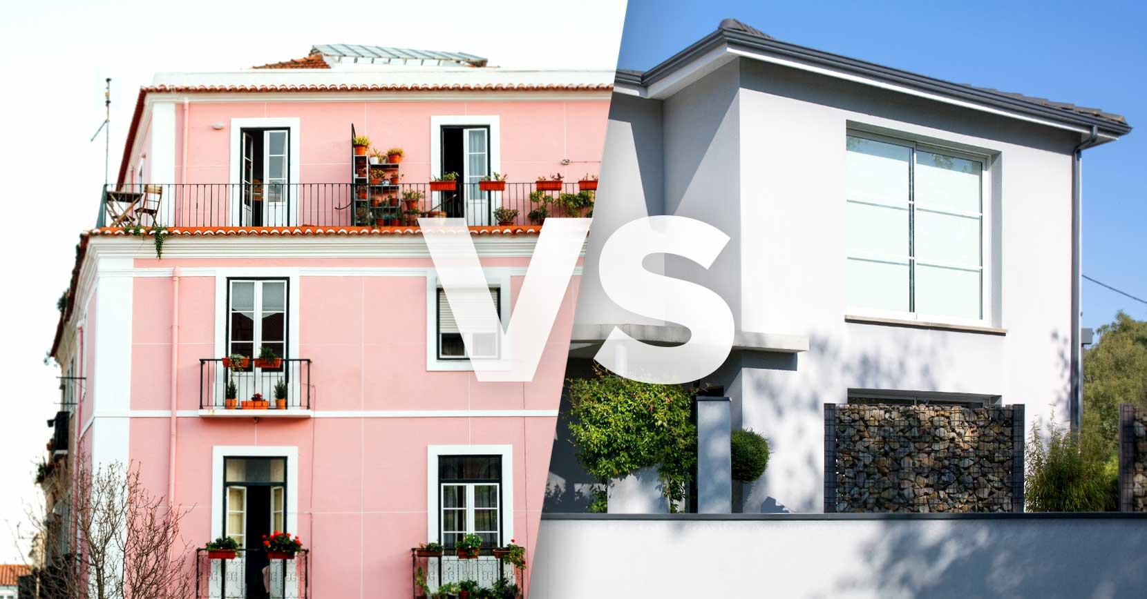 Apartamento ou moradia