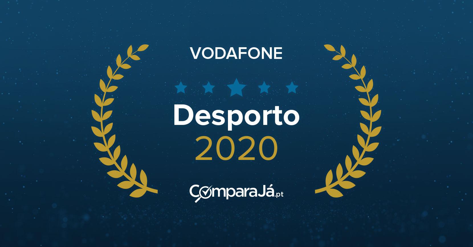 Melhor pacote para fãs de desporto 2020_Vodafone