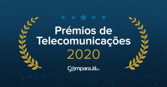 Prémios ComparaJá.pt | Melhores Pacotes de Telecomunicações 2020