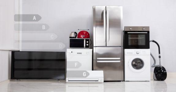 Quais os eletrodomésticos que gastam mais energia?