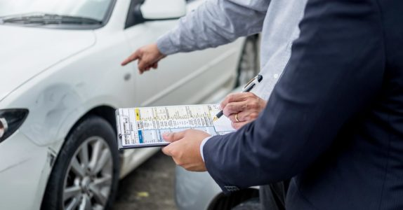 Como preencher a Declaração Amigável de Acidente Automóvel?