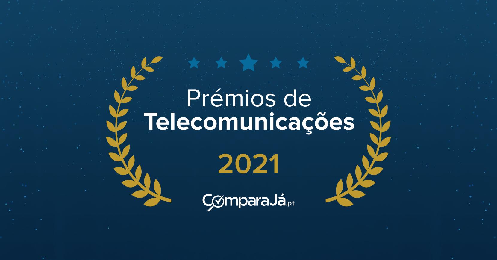 Prémios de Telecomunicações 2021