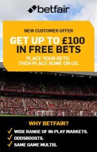 betfair review bonus