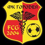 FC ゴロデヤ logo