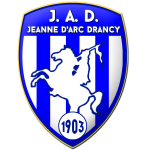 Lusitanos Saint-Maur vs. Jeanne d'Arc de Drancy – Coupe de France 2018-11-17 logo