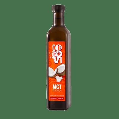 MCT-öljy 500 ml