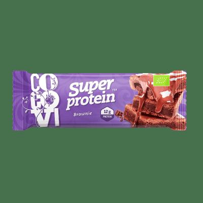 SuperProtein brownie (20 kpl / laatikko)