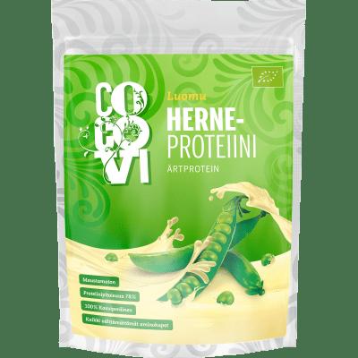 Yksityinen: POISTUNUT TUOTE: Herneproteiini 500 g – maustamaton