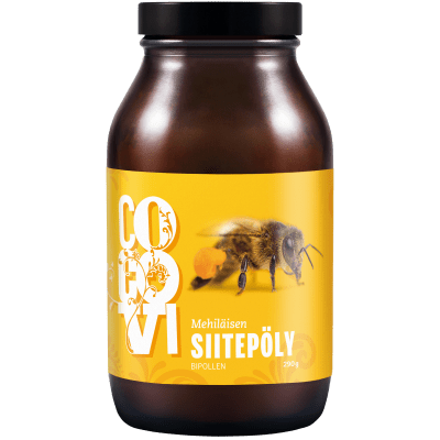 Yksityinen: POISTUNUT TUOTE—Mehiläisten siitepöly 290 g