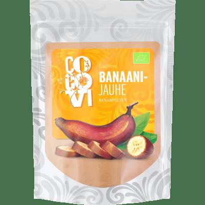 Yksityinen: POISTUNUT TUOTE: Banaanijauhe 320 g