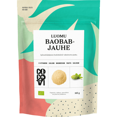 Baobab-jauhe 165 g