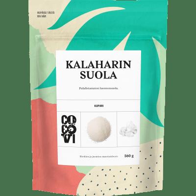 Yksityinen: Kalaharin suola 560 g – POISTUNUT TUOTE