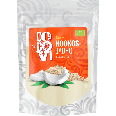 Yksityinen: Kookosjauhot 1000 g POISTUNUT TUOTE
